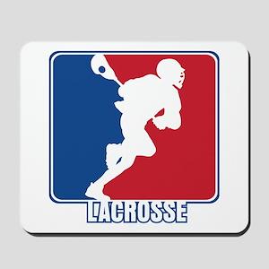 Major League Lacrosse Mousepad