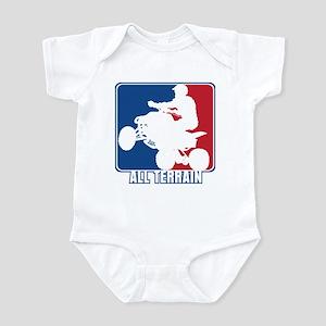 Major League ATV Infant Bodysuit
