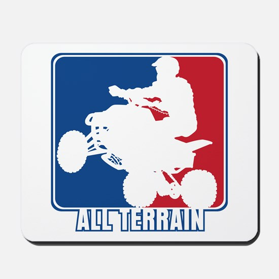 Major League ATV Mousepad
