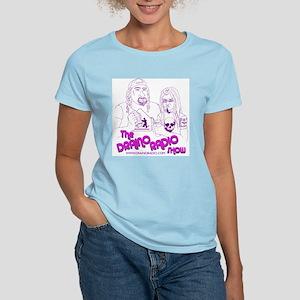 Draino Radio Show Women's Pink T-Shirt