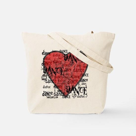 Funky Dance by DanceShirts.com Tote Bag