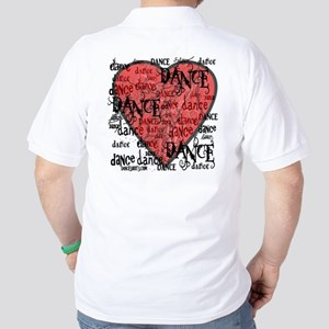 Funky Dance by DanceShirts.com Golf Shirt
