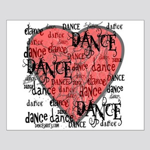 Funky Dance by DanceShirts.com Small Poster
