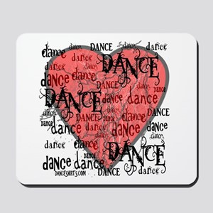 Funky Dance by DanceShirts.com Mousepad