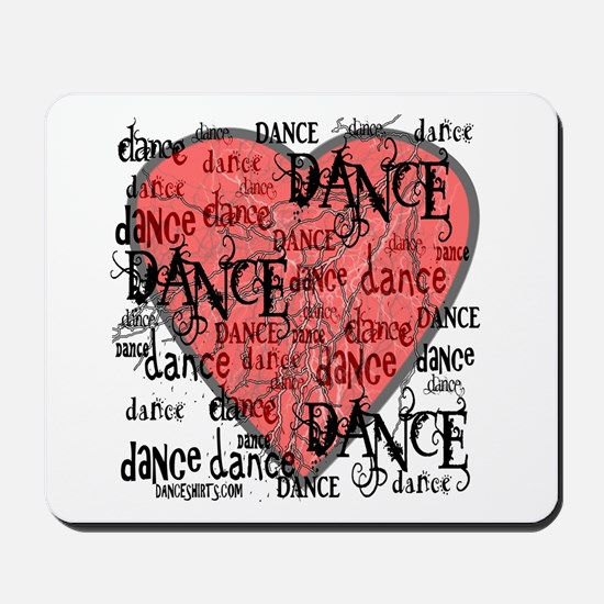 Funky Dance by DanceShirts.com Mousepad