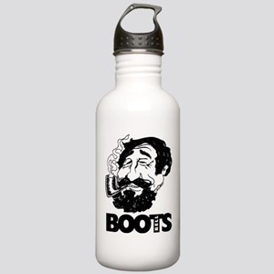 Boots Bell B&W Stainless Water Bottle 1.0L