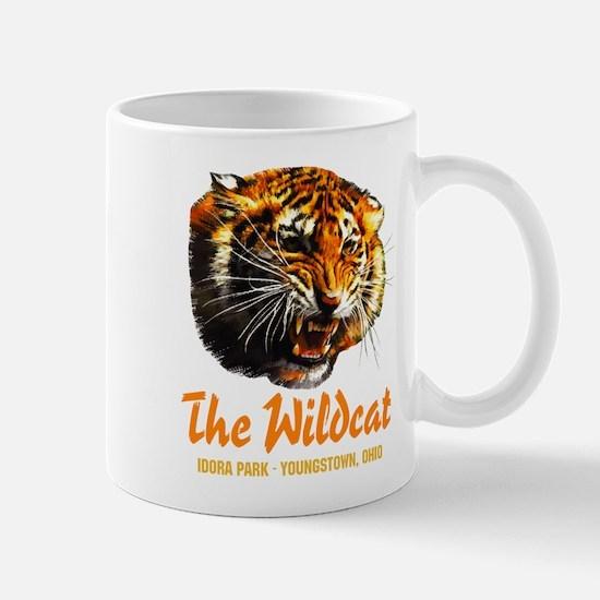 Idora Park Wildcat Mug