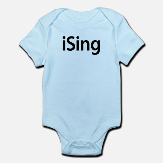 iSing Infant Bodysuit