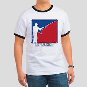 Major League Fly Fishing Ringer T