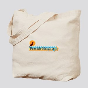 Seaside Heights NJ - Beach Design Tote Bag