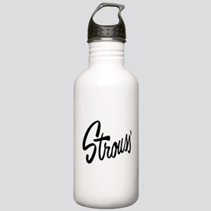 Classic Strouss' Stainless Water Bottle 1.0L