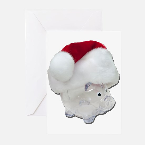 Santa Funds Greeting Cards (Pk of 20)