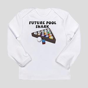 Future Pool Shark I Long Sleeve Infant T-Shirt