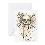 Pirate Greeting Cards (Pk of 10)