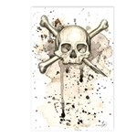 Pirate Postcards (Package of 8)