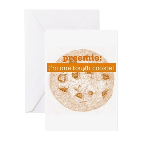 Tough Cookie Greeting Cards (Pk of 10)