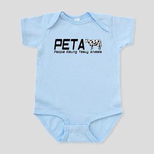 PETA Infant Bodysuit