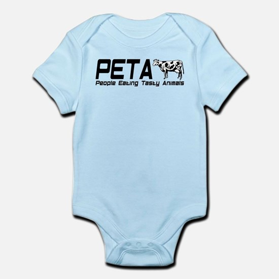 PETA Infant Bodysuit