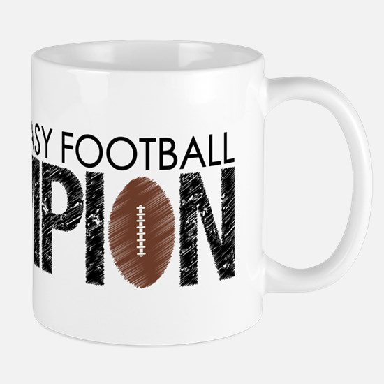 Fantasy Football Champ '10 Mug