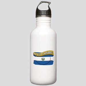 EL SALVADOR Stainless Water Bottle 1.0L