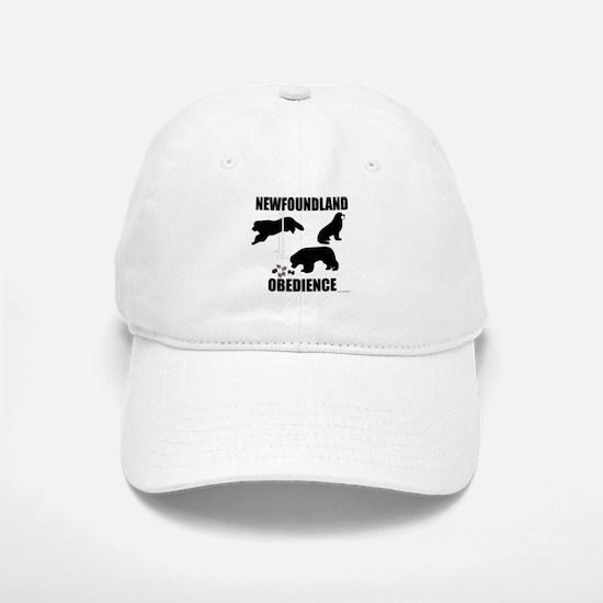 Newfoundland Utility Exercises Baseball Baseball Cap