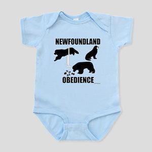 Newfoundland Utility Exercises Infant Bodysuit