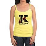 Womens Kimura BJJ tank top