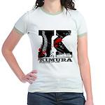 Kimura BJJ tee shirt for girls