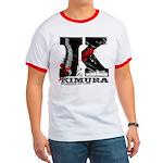 BJJ Kimura ringer t-shirt