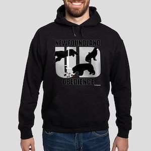 Newfoundland Utility Dog (UD) Hoodie (dark)