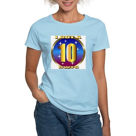 dancing w/stars Women's Light T-Shirt