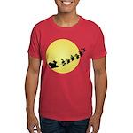 Santa Dark T-Shirt