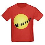 Santa Kids Dark T-Shirt