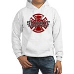 Submit Jiu Jitsu Hooded Sweatshirt