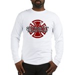 Submit Jiu Jitsu Long Sleeve T-Shirt