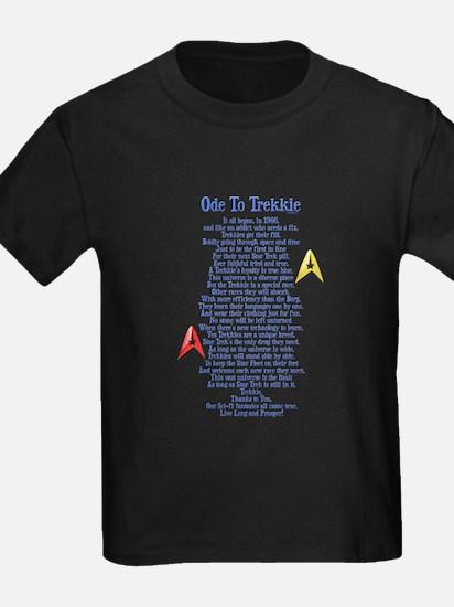 Ode To Trekkie T