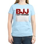I Got Hooked BJJ Women's Light T-Shirt