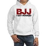 I Got Hooked BJJ Hooded Sweatshirt