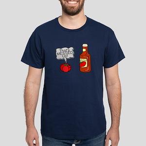 Messed Up Ketchup Dark T-Shirt