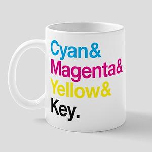 CMYK Proper Mug