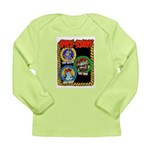 Space Scurvy Long Sleeve Infant T-Shirt