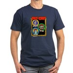 Space Scurvy Men's Fitted T-Shirt (dark)