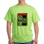Space Scurvy Green T-Shirt