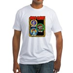 Space Scurvy Fitted T-Shirt