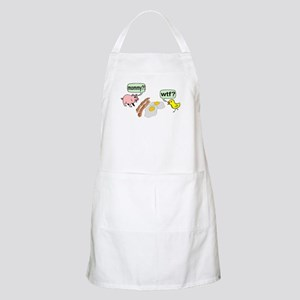 Bacon And Eggs Nightmare Apron