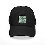 Singing to Van Gogh in Green Black Cap