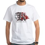 Kimura jiu jitsu White T-Shirt