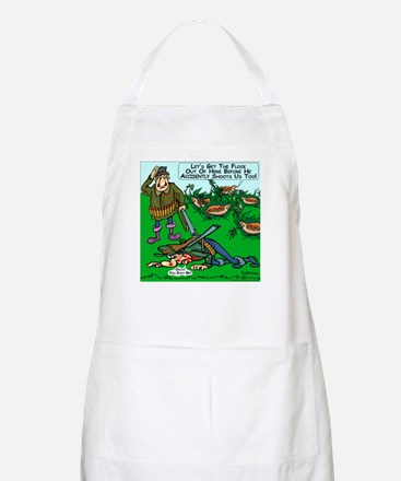 Dick Cheney Shooting Accident BBQ Apron