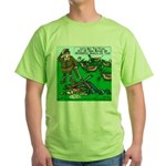 Dick Cheney Shooting Accident Green T-Shirt
