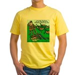 Dick Cheney Shooting Accident Yellow T-Shirt